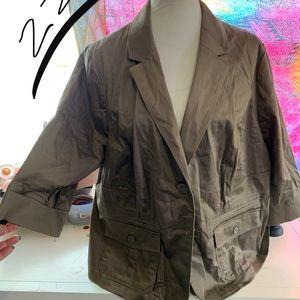 Cute jacket size 22